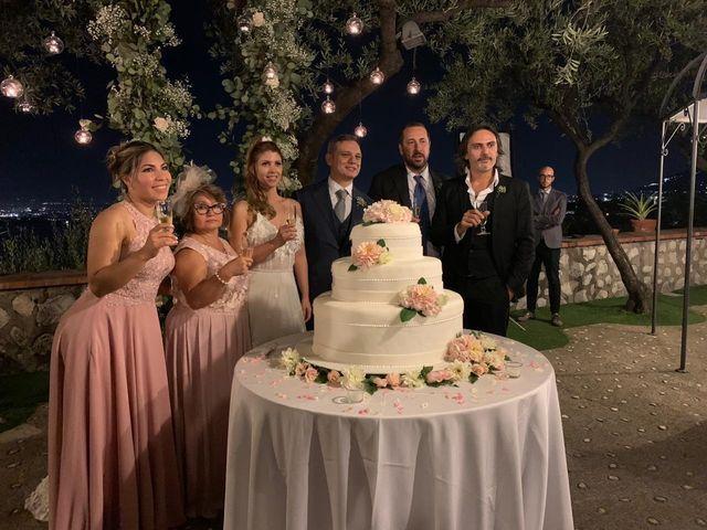 Le nozze di Rosangela e Luigi