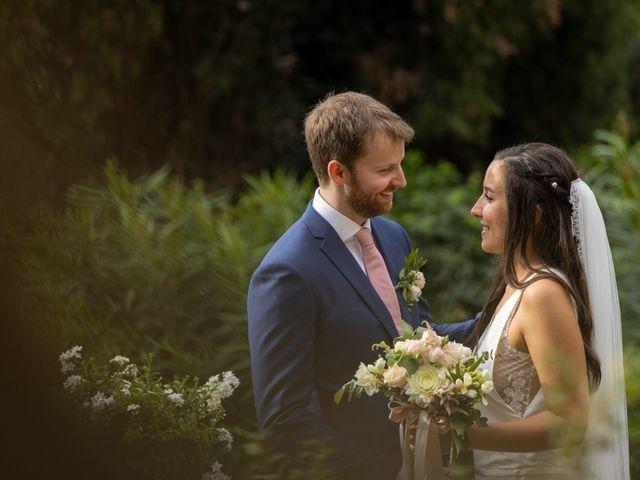 Le nozze di Sarah e Max