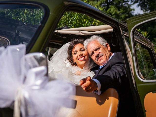 Il matrimonio di Emanuele e Emanuela a Angera, Varese 27