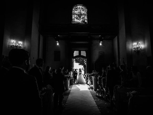 Il matrimonio di Emanuele e Emanuela a Angera, Varese 33