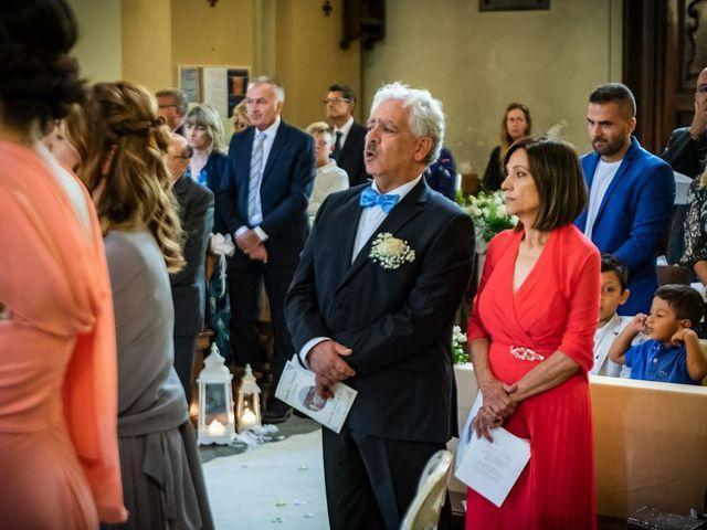 Il matrimonio di Emanuele e Emanuela a Angera, Varese 38