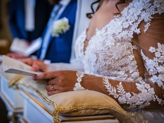 Il matrimonio di Emanuele e Emanuela a Angera, Varese 46