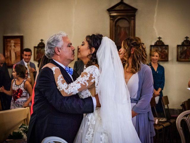 Il matrimonio di Emanuele e Emanuela a Angera, Varese 47