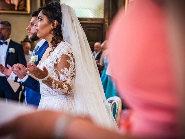 Il matrimonio di Emanuele e Emanuela a Angera, Varese 48