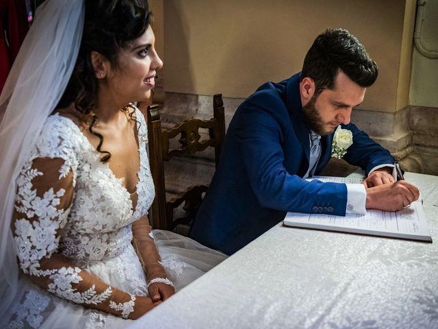 Il matrimonio di Emanuele e Emanuela a Angera, Varese 51