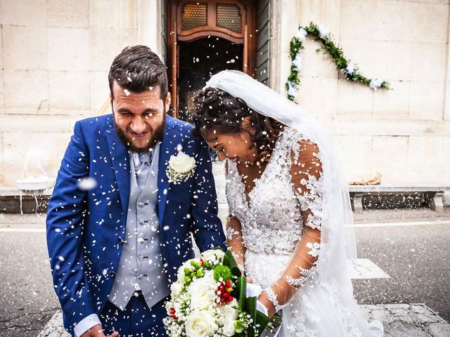 Il matrimonio di Emanuele e Emanuela a Angera, Varese 54