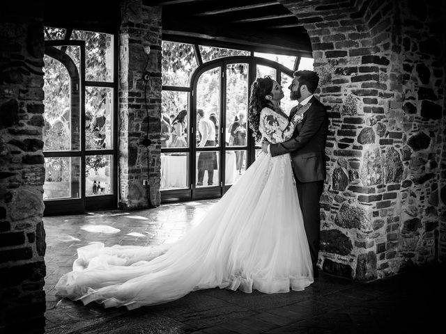 Il matrimonio di Emanuele e Emanuela a Angera, Varese 65
