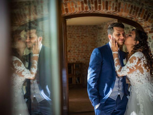 Il matrimonio di Emanuele e Emanuela a Angera, Varese 69