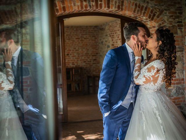 Il matrimonio di Emanuele e Emanuela a Angera, Varese 70