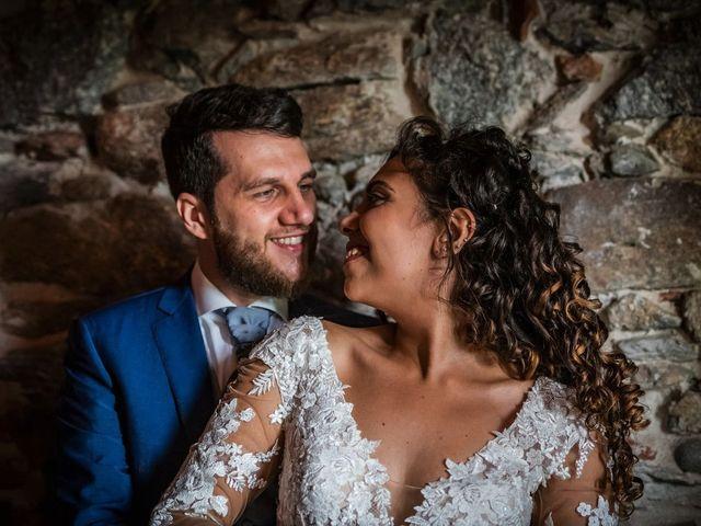 Il matrimonio di Emanuele e Emanuela a Angera, Varese 73