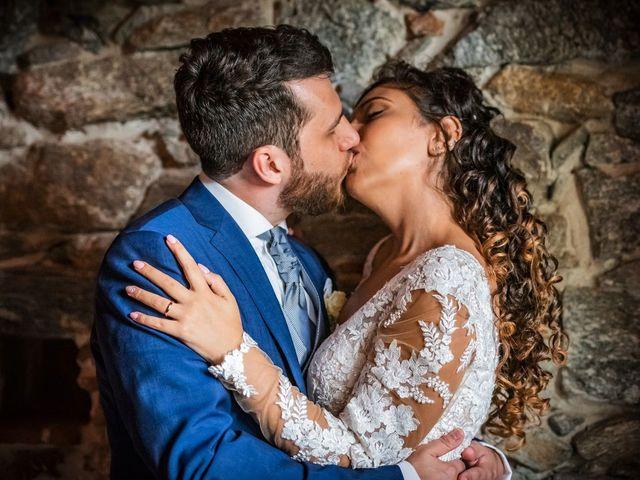 Il matrimonio di Emanuele e Emanuela a Angera, Varese 75