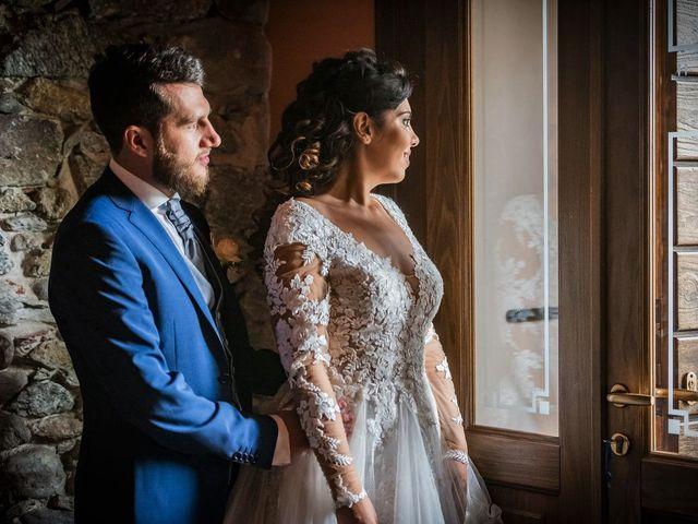 Il matrimonio di Emanuele e Emanuela a Angera, Varese 76