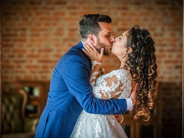 Il matrimonio di Emanuele e Emanuela a Angera, Varese 77