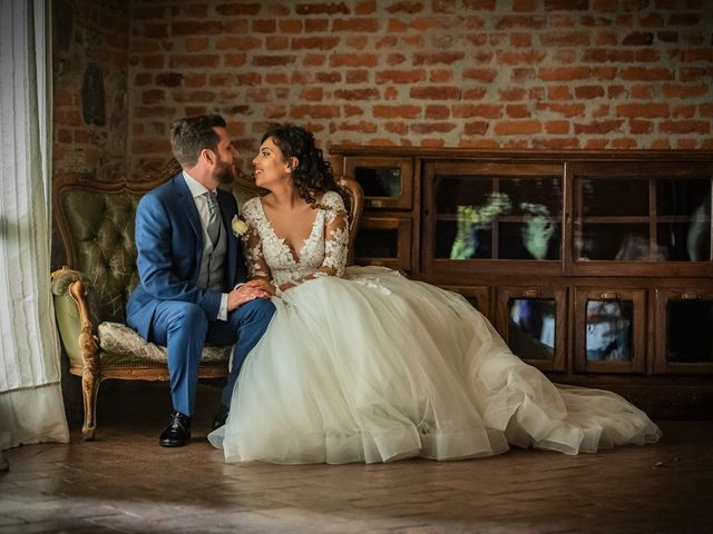 Il matrimonio di Emanuele e Emanuela a Angera, Varese 78