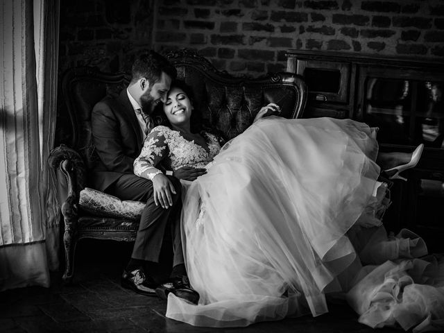 Il matrimonio di Emanuele e Emanuela a Angera, Varese 80
