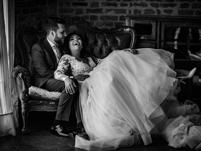 Il matrimonio di Emanuele e Emanuela a Angera, Varese 81