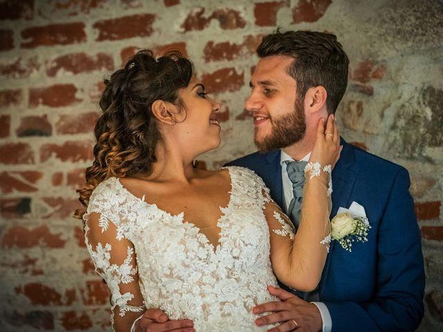 Il matrimonio di Emanuele e Emanuela a Angera, Varese 83