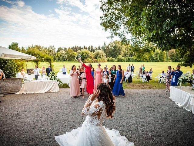 Il matrimonio di Emanuele e Emanuela a Angera, Varese 87