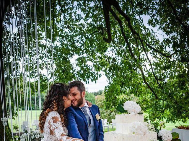 Il matrimonio di Emanuele e Emanuela a Angera, Varese 89