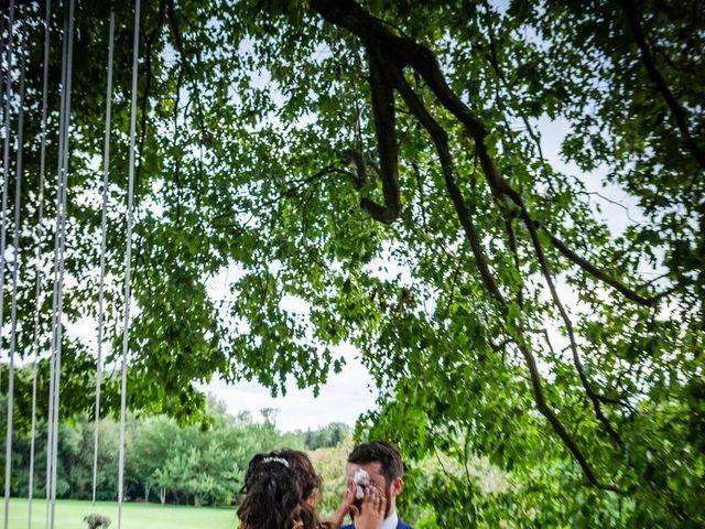Il matrimonio di Emanuele e Emanuela a Angera, Varese 90