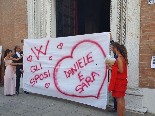 Il matrimonio di Daniele Gorgolani e Sara Canato a Piove di Sacco, Padova 7