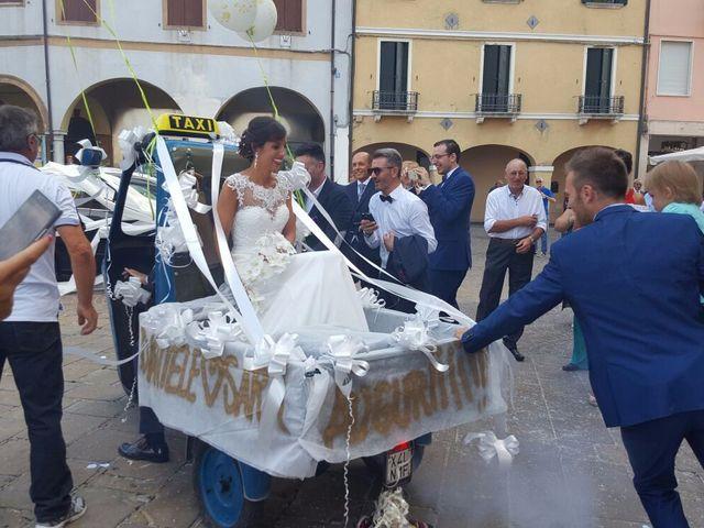 Il matrimonio di Daniele Gorgolani e Sara Canato a Piove di Sacco, Padova 9