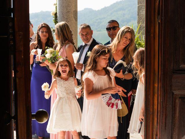 Il matrimonio di Alberto e Cristina a Pavia, Pavia 14