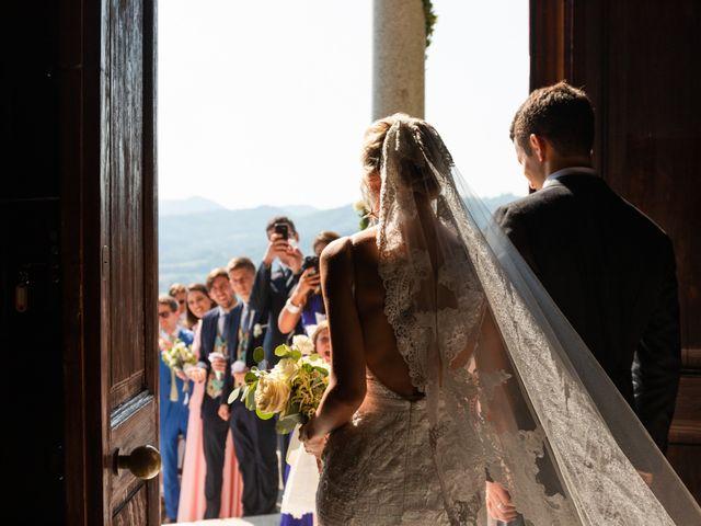 Il matrimonio di Alberto e Cristina a Pavia, Pavia 15