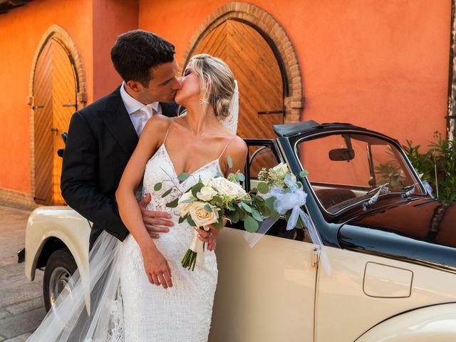 Il matrimonio di Alberto e Cristina a Pavia, Pavia 19