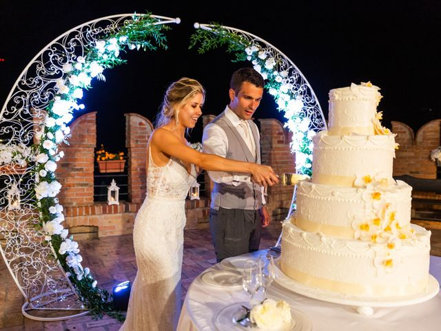 Le nozze di Cristina e Alberto