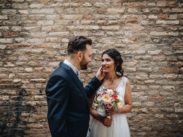 Il matrimonio di Lorenzo e Marianna a Città Sant'Angelo, Pescara 1