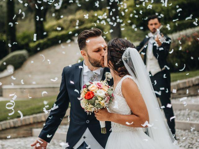 Il matrimonio di Lorenzo e Marianna a Città Sant'Angelo, Pescara 12