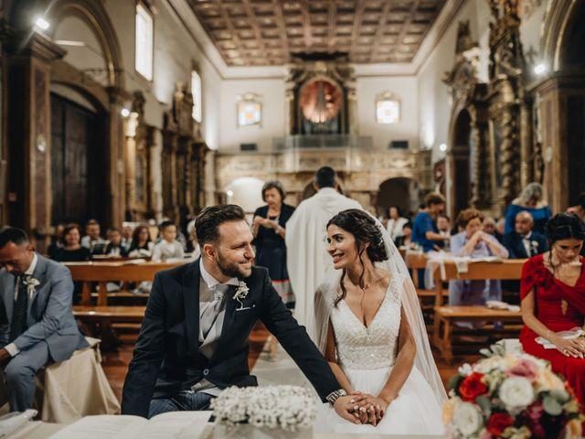 Il matrimonio di Lorenzo e Marianna a Città Sant'Angelo, Pescara 74