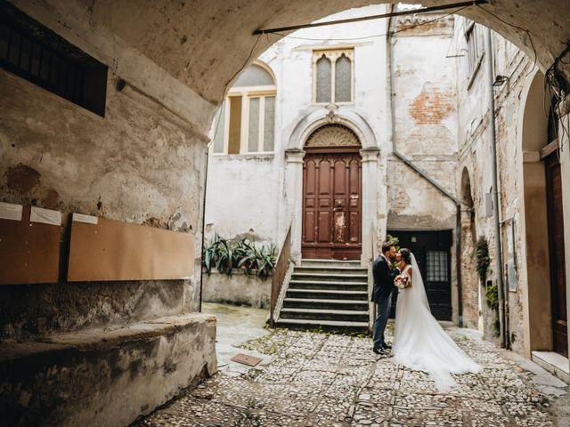 Il matrimonio di Lorenzo e Marianna a Città Sant'Angelo, Pescara 76