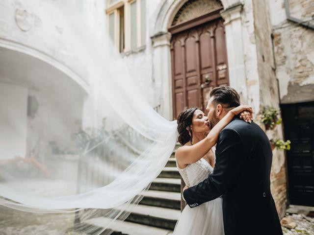 Il matrimonio di Lorenzo e Marianna a Città Sant'Angelo, Pescara 77
