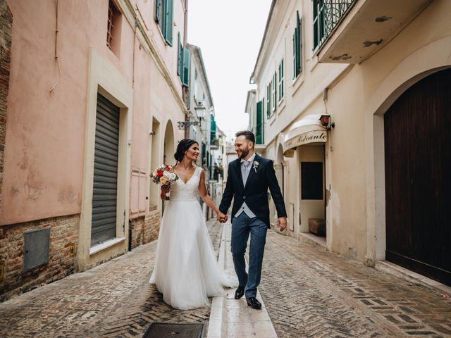 Il matrimonio di Lorenzo e Marianna a Città Sant'Angelo, Pescara 79