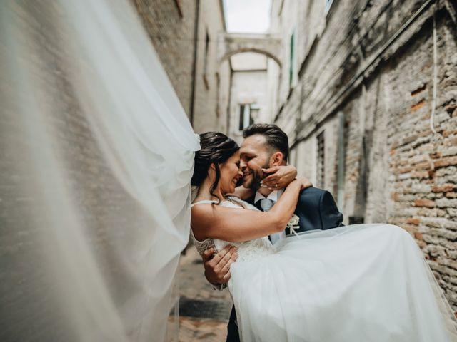 Il matrimonio di Lorenzo e Marianna a Città Sant'Angelo, Pescara 82