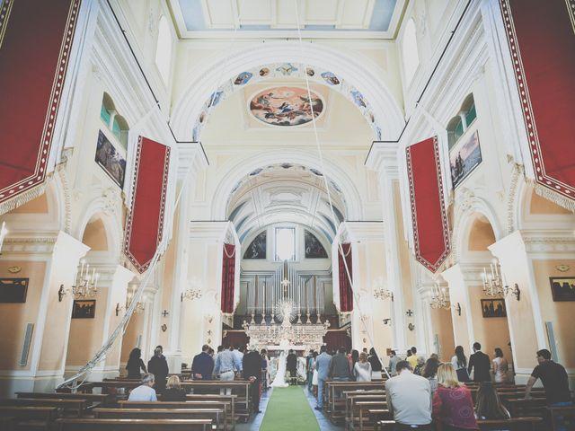 Il matrimonio di Anna e Giuseppe a Cava de' Tirreni, Salerno 11