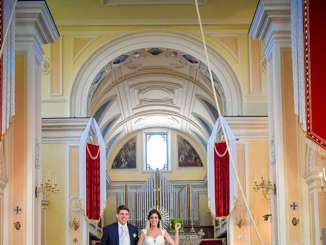 Il matrimonio di Anna e Giuseppe a Cava de' Tirreni, Salerno 12