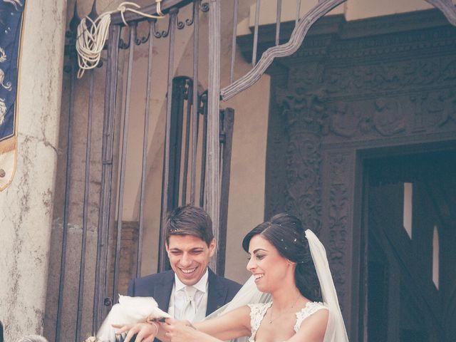 Il matrimonio di Anna e Giuseppe a Cava de' Tirreni, Salerno 13