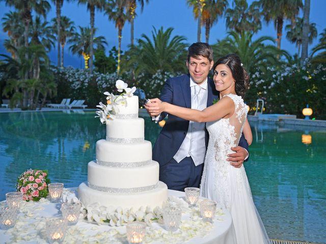 Il matrimonio di Anna e Giuseppe a Cava de' Tirreni, Salerno 19