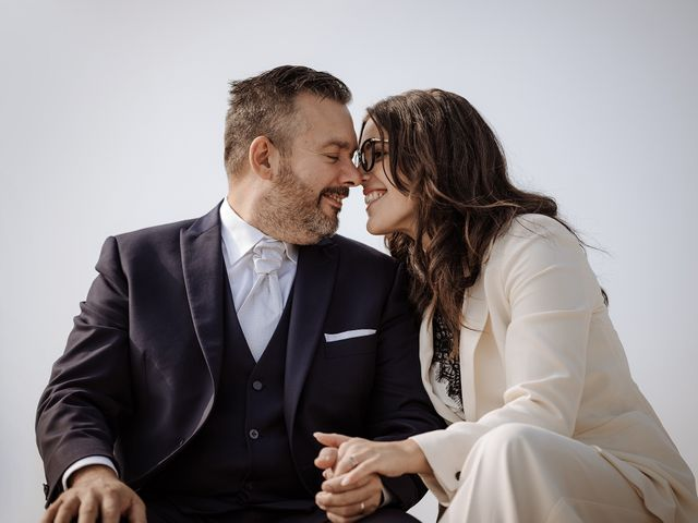 Le nozze di Sandra e Alberto
