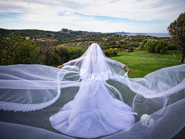 Il matrimonio di Franco e Emanuela a Arzachena, Sassari 6