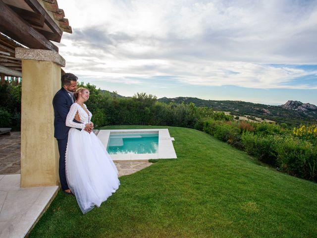 Il matrimonio di Franco e Emanuela a Arzachena, Sassari 17