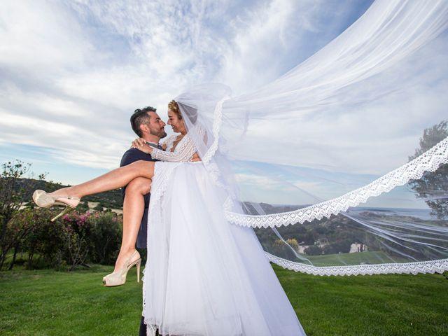 Il matrimonio di Franco e Emanuela a Arzachena, Sassari 1