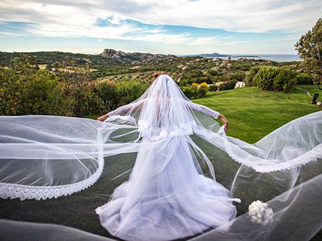 Il matrimonio di Franco e Emanuela a Arzachena, Sassari 21