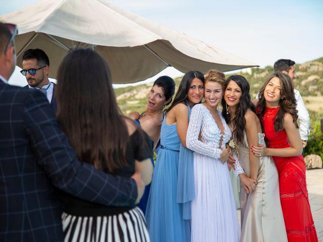 Il matrimonio di Franco e Emanuela a Arzachena, Sassari 23