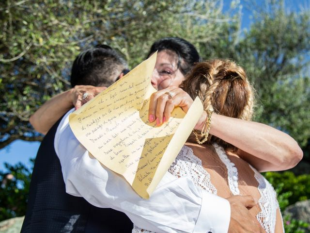 Il matrimonio di Franco e Emanuela a Arzachena, Sassari 25