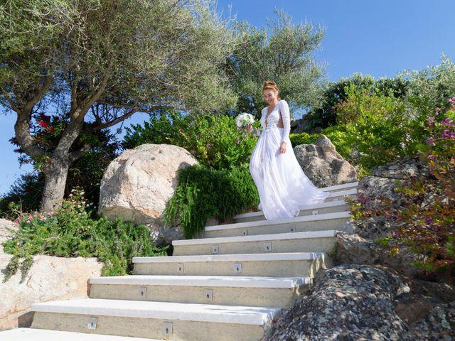 Il matrimonio di Franco e Emanuela a Arzachena, Sassari 26