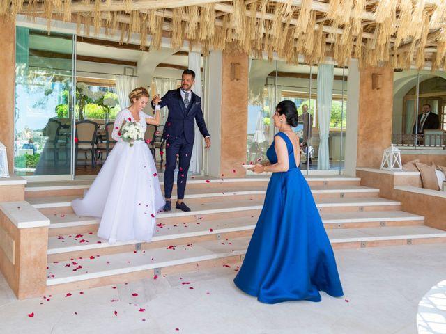 Il matrimonio di Franco e Emanuela a Arzachena, Sassari 29